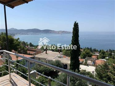 Beautiful villa in Bar with sea views