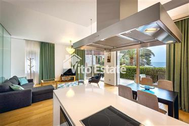 Apartments in an elite complex on the first line of Dukley Gardens