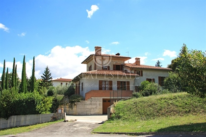 Newly built detached villa for sale in Tuscany in the munici...