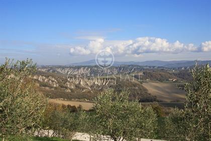 Il Panorama delle Crete