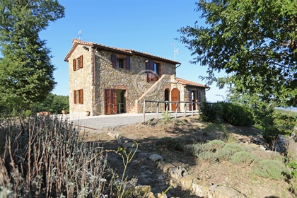"""The farmhouse """"Il Monte"""" has been recently restored with typ..."""
