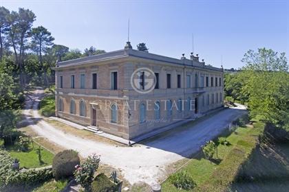 Villa du marquis