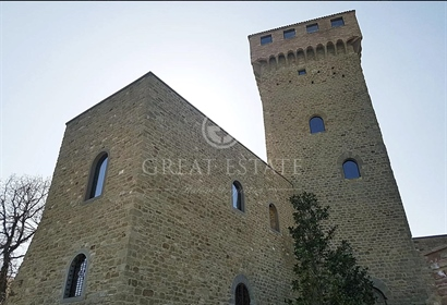 """Castello di Fiume"" is a marvellous property surrounded by 6.500sqm of land, which is adja..."
