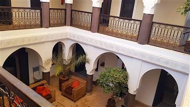 Vente Maison d'hôtes riad, Médina de Marrakech
