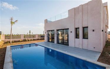 Vente villa golf Amelkis Marrakech