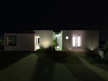 Villa Contemporaine Dordogne