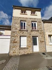 Maison de ville Villaines La Juhel 6 pièce(s) 87 m2