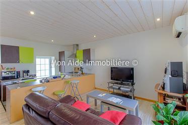 Jolie Maison 81 m² avec cour privative de 25 m² - 3 Pieces
