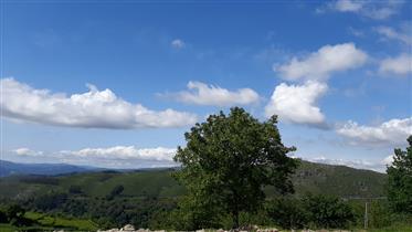 Sensacional Terreno, com Invejáveis vistas sobre Natureza Pura