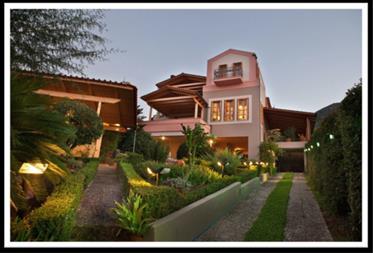Luxus-Immobilie