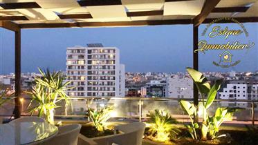 Penthouse de luxe à Vendre à Sahloul 4 - Sousse - Tunisie