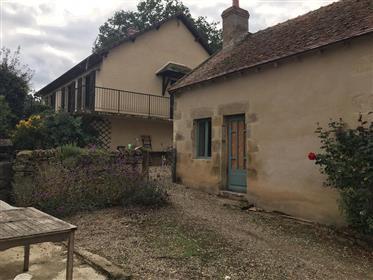 A Vendre Allier (03) Exploitation Vaches Allaitantes/Ovins Et De Tourisme Sur 150 Ha