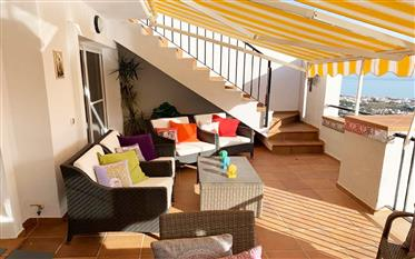 Penthouse for sale. Victory Corner. Malaga.