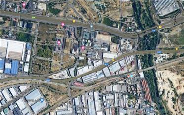 Consolidated Urban Solar. Madrid Coslada