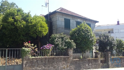 House in the center of the village of Cerva, in Stone, with ...