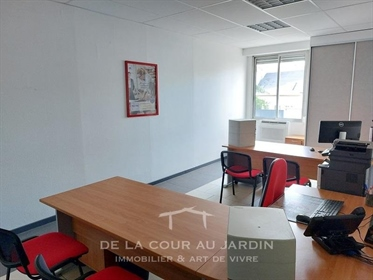 Office building, completely renovated, full center castle ...