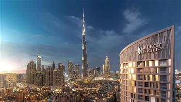 Own a water front  luxury apartment in dubai