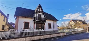 Maison de Maître au cœur d'un village Alsacien sur 1500m²
