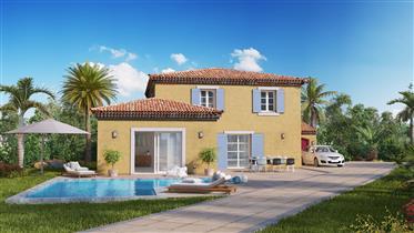Six bed villa in Port Grimaud