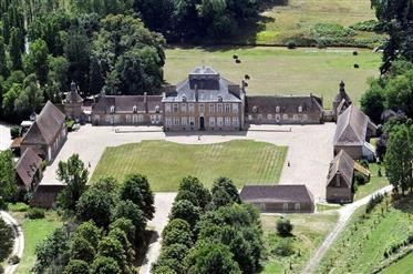 Authentic Castle Built In 1730