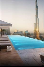 Burj Khalifa View - High Floor