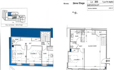 Appartement d'exception T4