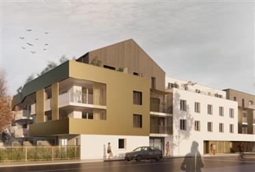 Appartement T2 hyper centre ville