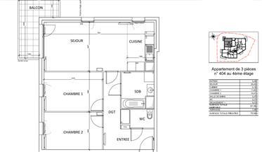 Apartment T3