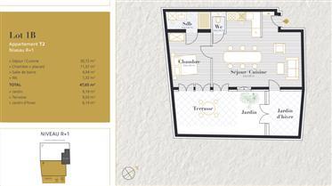Superbe Appartement T2