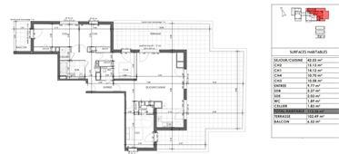 Superb apartment T5