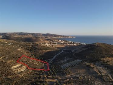 (Προς Πώληση) Αξιοποιήσιμη Γη Οικόπεδο εκτός οικισμού    Ν. Ηρακλείου/Τυμπάκι - 6.000 τ.μ, 400.000€