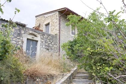 (Προς Πώληση) Κατοικία Μεζονέτα || Ν. Ηρακλείου/Κόφινας - 80 τ.μ, 2 Υ/Δ, 70.000€