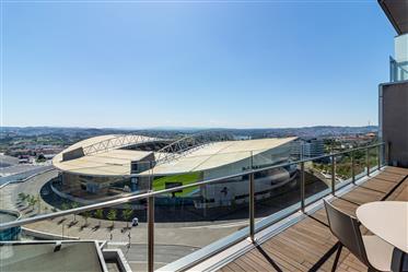 T5 Duplex de Luxo no Edifício Antas Première