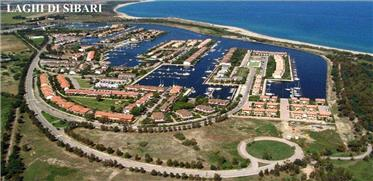 Vendita Villa con Posto Barca Laghi di Sibari - Calabria