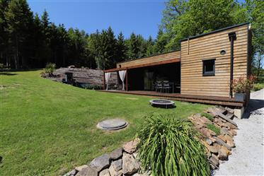 This is an exceptional property within walking distance to the « Lac des Vieilles Forges ».