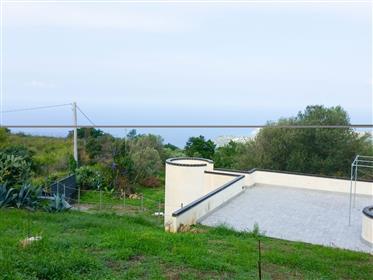 Calabria, Costa delgi Dei, villa overlooking the sea