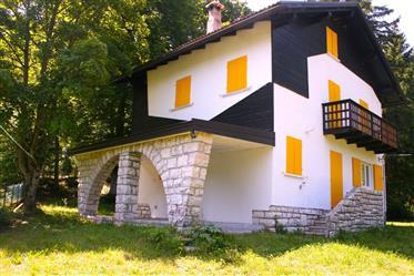 Villa singola Mezzaselva di Folgaria