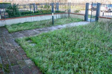 Vignola, piano terra con giardino