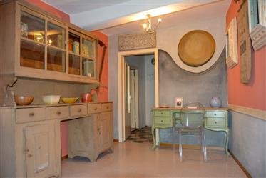 Fiavè, the charm of the historic house