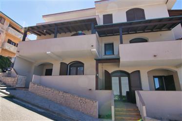 Castelsardo,Piccolo attico con terrazzo vista mare