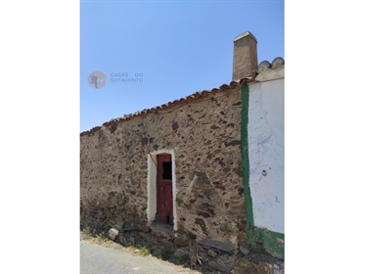 Casa De Aldeia Em Pedra - Cerro Da Vinha - Alcoutim - Algarve