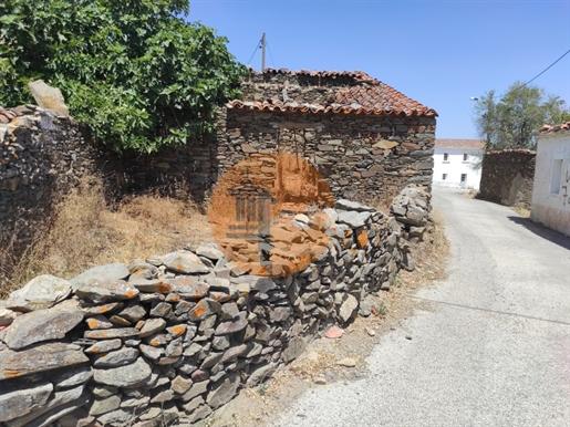 Casa Em Pedra - Com Quintal - Aldeia Cerro Da Vinha - Alcoutim - Algarve