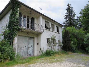 House in Périgueux, 1500m from centre