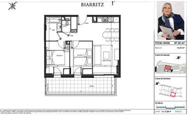 Appartement Neuf Biarritz Avec Balcon