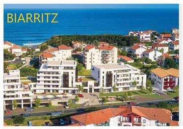 Appartement Neuf Biarritz Avec Terrasse