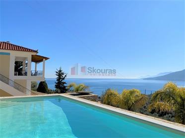 Sea View Villa 100 m2 | Kiveri Argolis