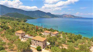 Poulithra, Leonidio Detached house 230 m2