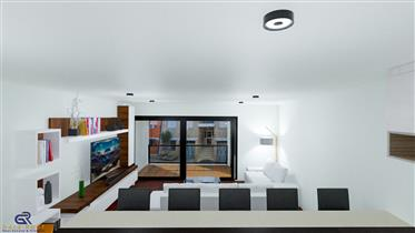 2-Bedroom apartment, with balcony, Matosinhos