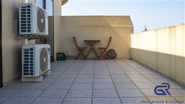 2-Bedrooms apartment, with terrace, Senhora da Hora