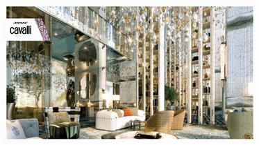 Cavalli Tower - Full Palm View